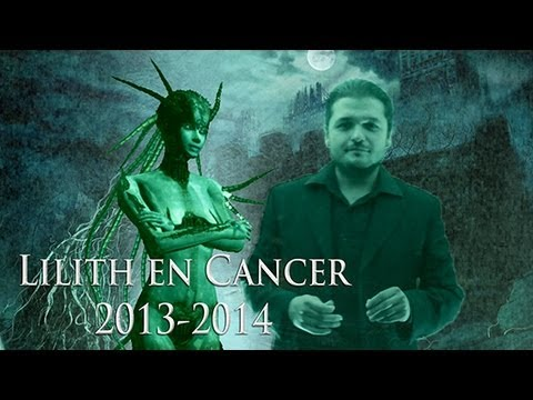 Lilith astrológica y su ingreso en Cancer 2013-2014