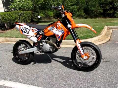 Ktm  Exc Street Legal For Sale