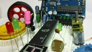 Proyectos de electrónica, tecnología y sistemas