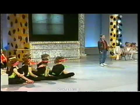 Kinderen voor Kinderen Festival 1990 - Jongen op ballet