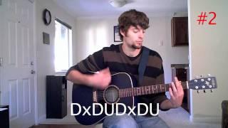 Download Lagu Strumming Patterns Guitar Lesson Gratis STAFABAND