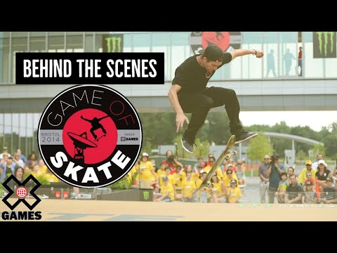 Game of Skate - Behind the scenes