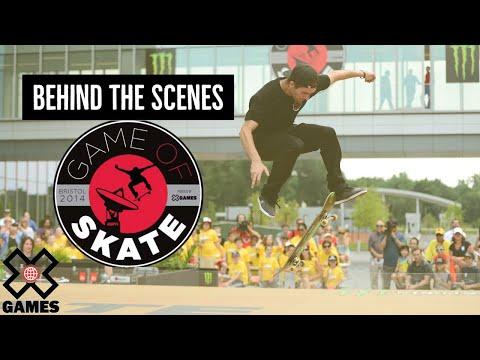 Game of Skate - Behind the scenes