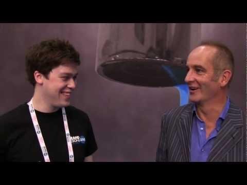 Kevin McCloud Interview at Grand Designs Live Melbourne