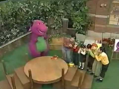 Barney - Colors All Around (Korean) (Part 2)