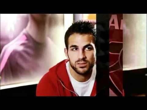 Cesc Fabregas funny interview about teammates!