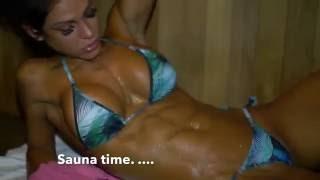 Fitness Girl Sweat