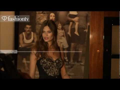 Bianca Balti at Cocktail Launch: Dolce & Gabbana - La Bella Estate