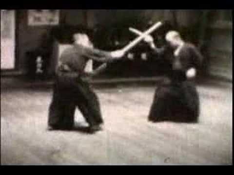 Shinto Muso Ryu Jojutsu - Kodachi Ranai Video