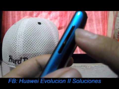 Como particionar la microsd en el huawei evolucion II
