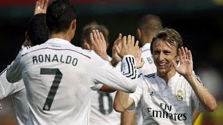 Villarreal 0-2 Real Madrid Goles Audio Cope 27/09/2014- LIGA BBVA