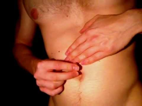 Navel Torture - Forced Outie With Needle video