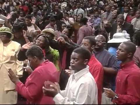 Bishop Zachary Williamson and Bishop Herman Murray Tag Team Preaching August 2003