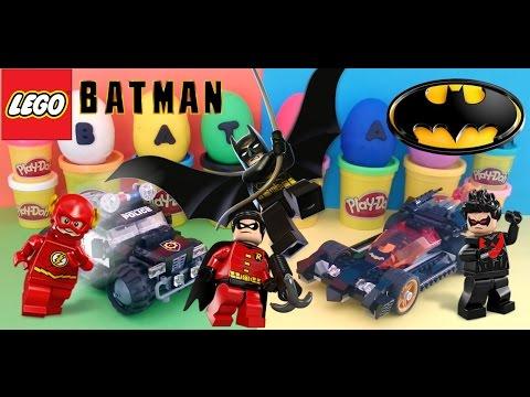 Лего Бэтмен Плей До сюрприз яйца