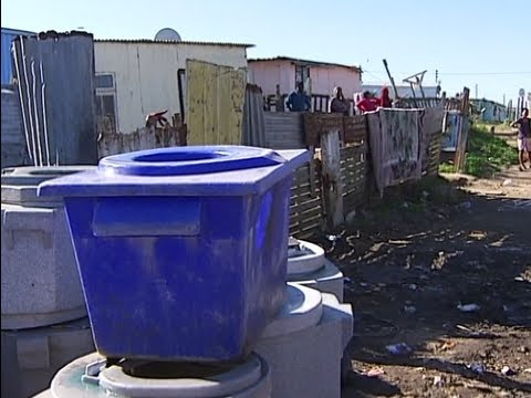 Residents of informal settlement in Cape Town unhappy with Mayor's visit