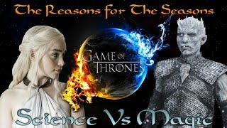 Game of Thrones | Why is Winter and Summer so Long? Magic Vs Science
