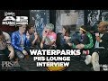APMAs 2017 Interview: WATERPARKS + SET IT OFF | PRS Lounge