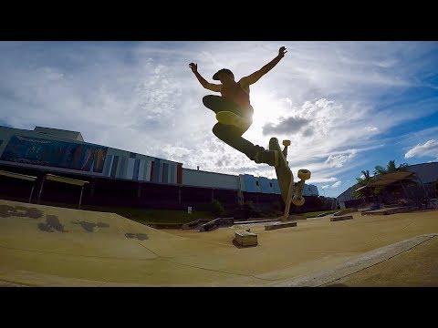 Mitch Faber Pain Killer Skateboard Tour Part 3