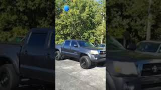 Lifted Toyota Tacoma Crew for sale Georgetown Auto Sales Ky