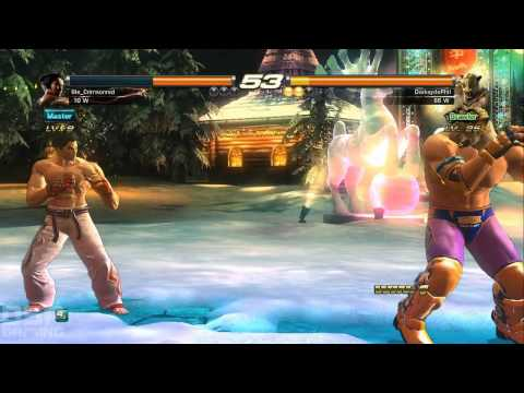 Tekken Revolution 2nd Set pt11 (final)