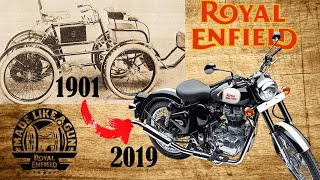 ROYAL ENFIELD 1901 TO 2017 MODELS