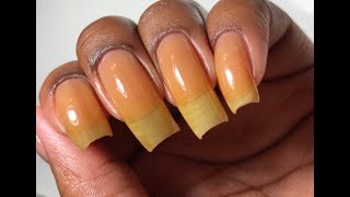 Nail Care Routine (How I Grow My Nails Long & Strong)