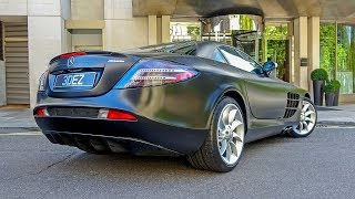 HOLY SH*T! This Modified SLR McLaren is A True BATMOBILE!