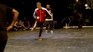 VIKINGZ CIRCLE 2013 - Bboy Tawfiq & Bboy Mingo VS Bboy Salo & Bboy Kopt-r