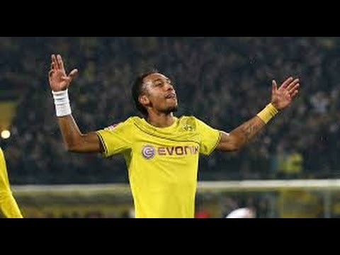 Pierre Emerick Aubameyang | Walk | Skills, Goals, Assists | 2014/15 |ᴴᴰ