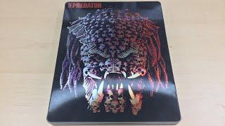 The Predator - Best Buy Exclusive 4K Ultra HD Blu-ray SteelBook Unboxing
