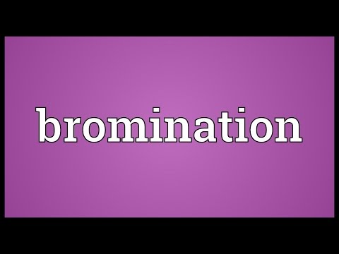 Header of Bromination