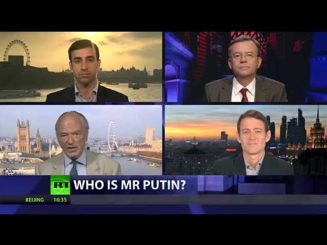CrossTalk: Who is Mr Putin?