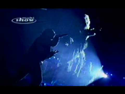 U2 - Sometimes you can't make it on your own - Brazil 2006