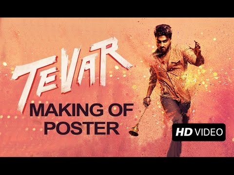 Tevar (Making Of Official Poster) | Arjun Kapoor & Sonakshi Sinha