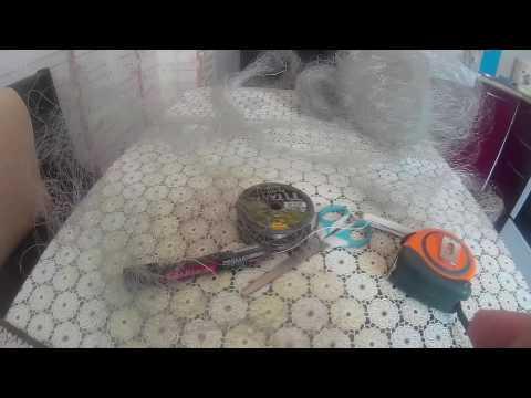 косынка для летней рыбалки