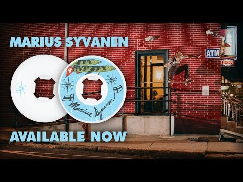 OJ Wheels Presents Marius Syvanen: Finland's Finest
