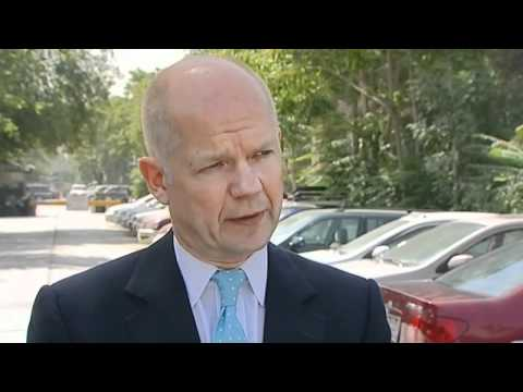 William Hague: 'Libya war cheaper than aid effort'