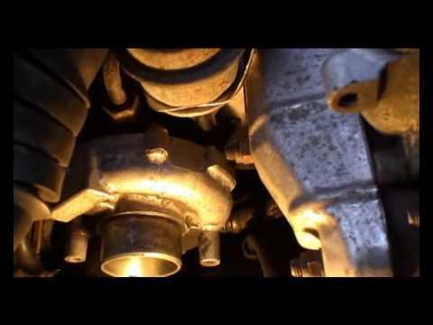 Audi A4 - Zrob to sam - Obserwacja sztangi turbiny AFN i podobne - YouTube