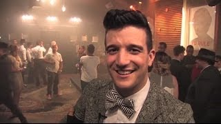 Behind The Scenes Making Mark Ballas Video For His Debut Single
