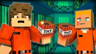 Parkside Prison - THE BREAKOUT BEGINS! (Minecraft Roleplay) #7