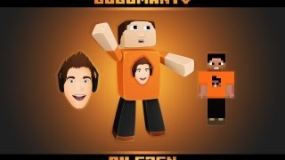 GoGoManTV SpeedArt #02 - Minecraft -