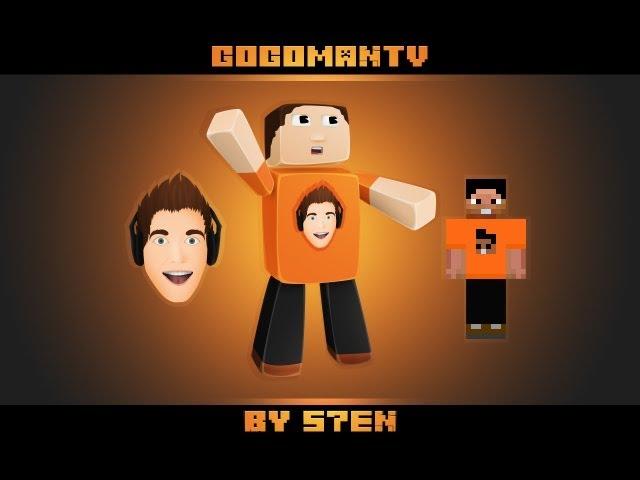 GoGoManTV SpeedArt #02 - Minecraft -