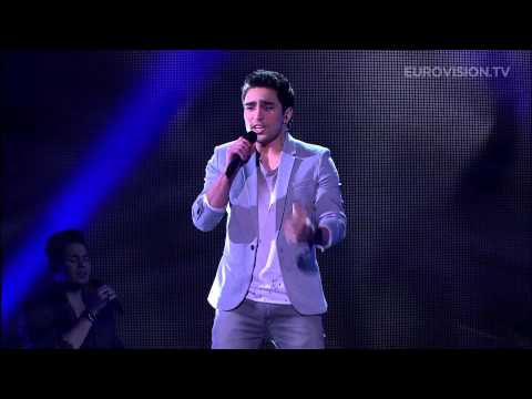 Farid Mammadov - Hold Me (Azerbaijan) 2013 Eurovision Song Contest