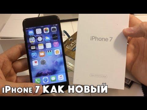 Восстановленный iPhone 7 как новый - проверяем основные функции!