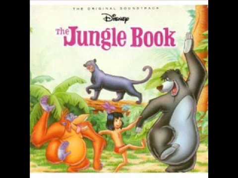 Misc Cartoons - Jungle Book - Bare Necessities