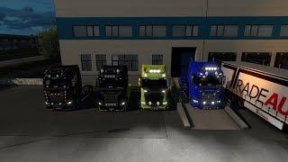 Euro Truck Simulator 2 im Multiplayer unterwegs heute mal auf dem EU3 Server  (GER) (MP) (EU3) (PC)