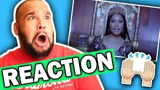Nicki Minaj Drake Lil Wayne No Frauds Music Video REACTION