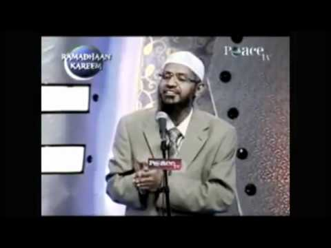 Full - New - Dr. Zakir Naik - Quran & Modern Science video