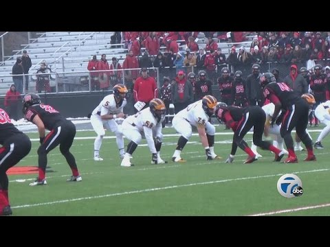 2014 High School Football State Semifinals