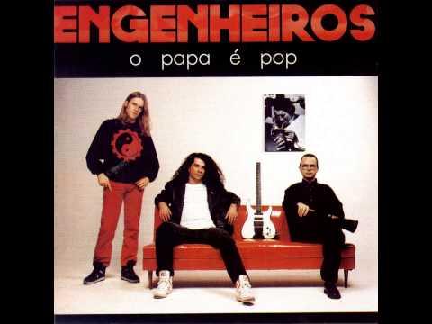Engenheiros do Hawaii - 10 - Ilusão De Ótica - O Papa é Pop